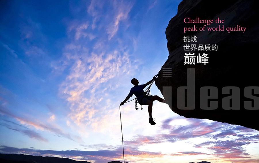 挑战世界品质的巅峰